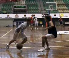 Táctica 1x1. Campus JGBasket 2005
