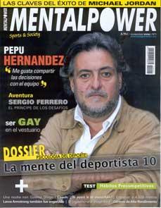 Pepu Hernández. MentalPower Noviembre 2006