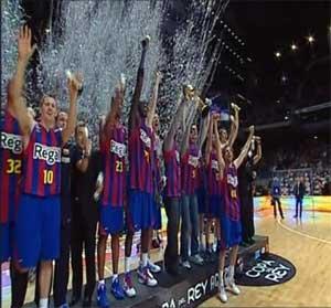 FC Barcelona Campeón Copa del Rey 2011
