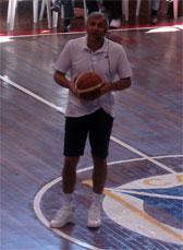 Zeljko Obradovic. Clinic Madrid 07
