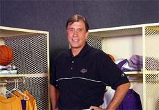 Rudy Tomjanovich. Entrenador y ex-jugador NBA