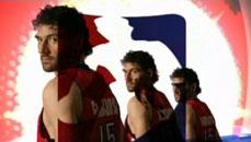 Jorge Garbajosa. Jugador de Baloncesto. NBA, ACB y FIBA