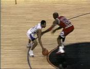 1x1 Iverson vs Jordan