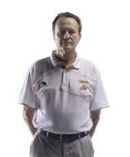 Aíto García Reneses. Entrenador Selección Española de Baloncesto